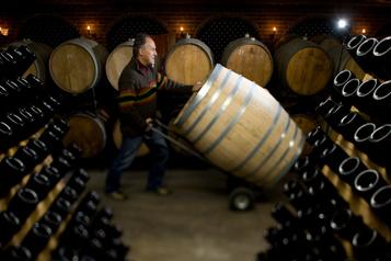 COVID-19: les producteurs de vin et de cidre s'adaptent)