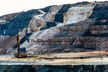 Secteur minier Le prix du fer stimule les investissements sur la Côte-Nord )