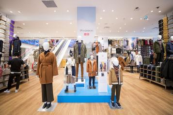 Entrevue avec le fondateur d'Uniqlo «Nous ne sommes pas une compagnie de mode éphémère» )