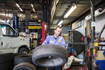 Prêts pour l'hiver Le retour en grâce des pneus quatre saisons?)