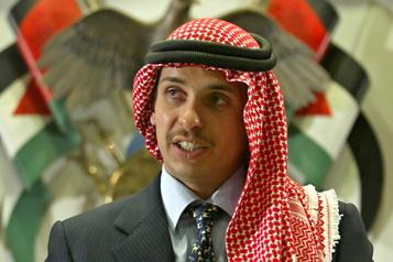 Jordanie Le prince Hamza a cherché l'aide de l'Arabie pour renverser le roi)