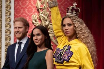 Beyoncé entre au musée de cire… à la place de la reine d'Angleterre