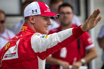 Schumacher, Hill, Villeneuve, Rosberg: des dynasties de F1)