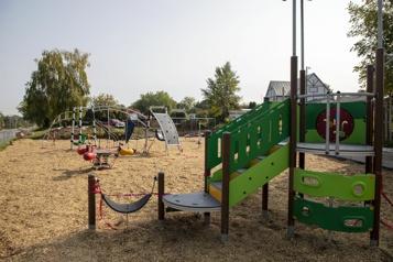 Un appui pour les espace publics)