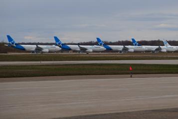 AirTransat prolonge la suspension de ses vols jusqu'au 29juillet)