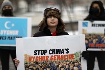 Ouïghours en Chine La Chambre reconnaît un génocide, le cabinet libéral reste muet)