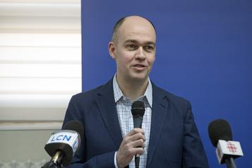 Guy Nantel sanctionné par le comité électoral au PQ)