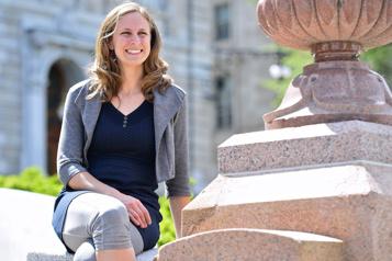 Christine Labrie nouvelle leader parlementaire de Québec solidaire)