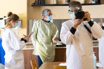 Posez vos questions à nos journalistes Le métier de journalistes en temps de pandémie)