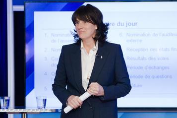 Hydro-Québec: des défis immédiats pour Sophie Brochu