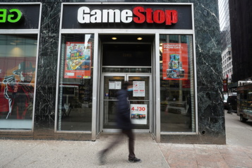 Ascension de GameStop La révolte des boursicoteurs contre les barons de Wall Street ?)