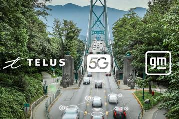 GM et Telus promettent desvoitures5G en2024)