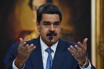 Le président vénézuélien Maduro inculpé aux États-Unis de «narcoterrorisme»