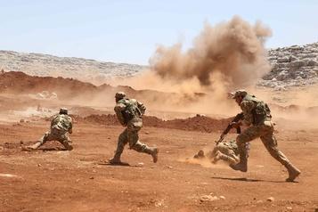Syrie: des dizaines de morts dans des combats entre l'EI et les forces du régime)