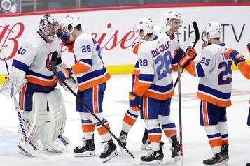 Les Islanders récoltent un troisième gain de suite