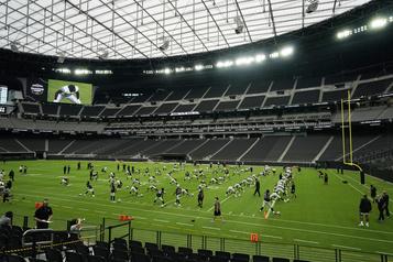 Les Raiders ont hâte de jouer à Las Vegas)