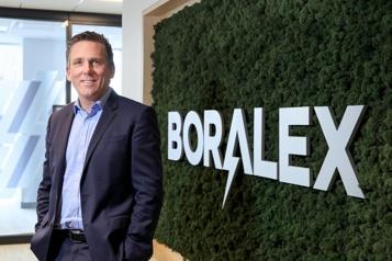 Boralex lorgne le stockage de l'énergie)
