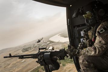 Forces armées canadiennes Des «fissures» apparaissent au sein de l'armée, constate le chef d'état-major)