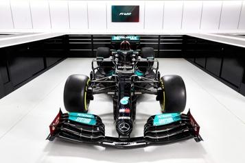 Formule 1 Mercedes vise un huitième doublé consécutif constructeur-pilote)