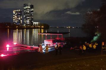 Opération en cours pour retrouver un pompier disparu dans le fleuve