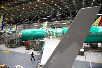 Boeing annonce avoir repris la production du 737 MAX)