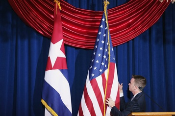 ONU : Washington expulse deux diplomates cubains