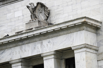 Modeste amélioration de l'activité économique aux États-Unis, rapporte la Fed)