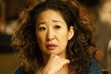 Sandra Oh manifeste contre le racisme)