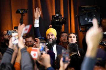 Leadership: Jagmeet Singh et ses directrices