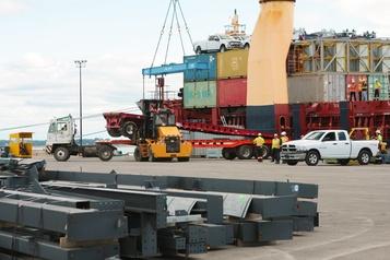 Transport maritime Pénurie de main-d'œuvre droit devant)