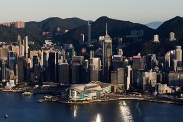 Les États-Unis offrent l'asile temporaire aux ressortissants de HongKong)