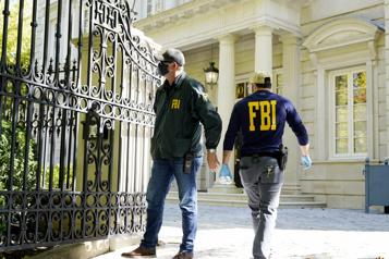 Washington Le FBI perquisitionne des résidences d'un oligarque russe