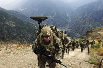 Les États-Unis vont retirer 4000militaires d'Afghanistan