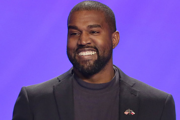 Kanye West contre Trump à la Maison-Blanche)