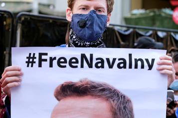 Soutien à Navalny Facebook fait dérailler une tentative russe de saboter les manifestations)