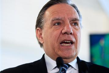 Legault tient à l'acceptabilité du projet GNL Québec