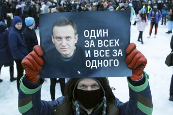 Emprisonnement de Navalny Appel à la manifestation dimanche devant le siège des services secrets)