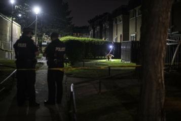 Fusillade à Toronto Un homme de 24ans arrêté)