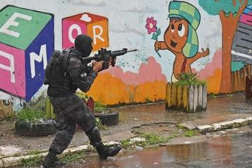 Brésil : la police de Rio a tué un nombre record de personnes en 2019