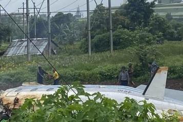 Birmanie Douze morts dans l'écrasement d'un avion militaire)