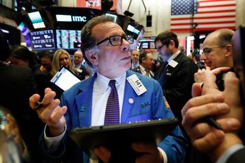 Wall Street digère une salve de résultats