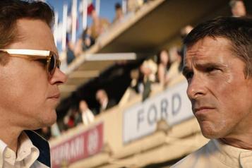 Ford contre Ferrari: saisissant et immersif ★★★½