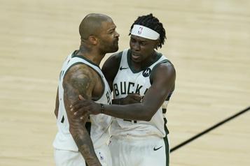 Les Bucks à une victoire du championnat de la NBA)