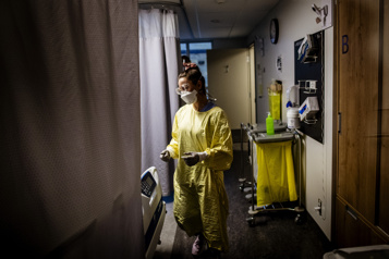 Réplique  Pénurie d'infirmières: laformation n'est pas le principal enjeu)
