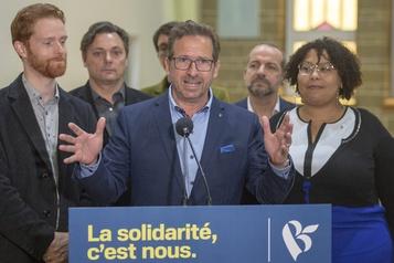 Bloquistes et libéraux à égalité en tête au Québec