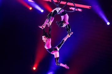 Le Cirque du Soleil se place à l'abri de ses créanciers)