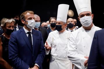 Dîner avec Emmanuel Macron Un chef martiniquais refoulé, l'organisateur plaide l'erreur)