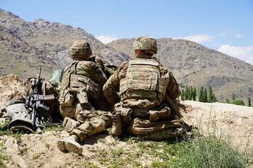 La guerre des mots s'accentue entre les talibans et Donald Trump
