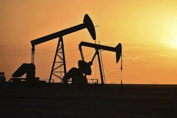 Le pétrole plonge)
