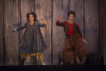 Opéra de Montréal  Diffusion gratuite d'Hänsel et Gretel)